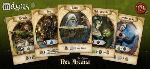 Res Arcana:A hatalom alkímiája