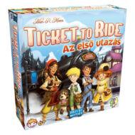 Ticket To Ride-Az első utazás