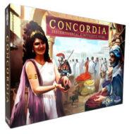 Concordia:Sestertiusszal kikövezett utak