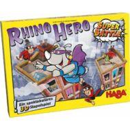 Rhino Hero:Állati csete-paté