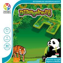 Dzsungelrejtő társasjáték