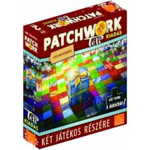 Patchwork társasjáték téli (limitált) kiadás