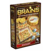 Brains-Kincsestérkép társasjáték
