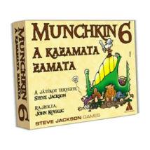 Munchkin-A kazamata zamata társasjáték
