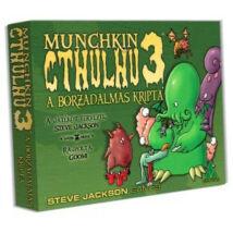 Munchkin Cthulhu3-A borzadalmas kripta társasjáték