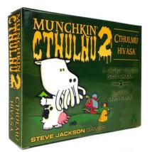 Munchkin Cthulhu2-Cthulmú hívása társasjáték