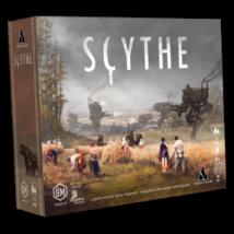 Scythe 2020-as kiadás társasjáték