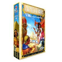 Ankh'or – A Nílus-völgy kalmárjai társasjáték