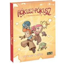 Képregényes Kalandok: Hókusz & Pókusz