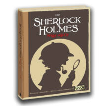 Képregényes Kalandok: Sherlock Holmes: 4 rejtély
