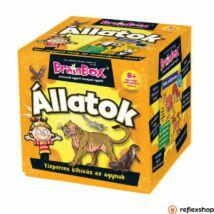 Brainbox-Állatok társasjáték