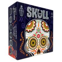 Skull-koponyák játéka társasjáték