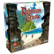 Robinson Crusoe:Kalandok az elátkozott szigeten társasjáték