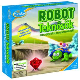 Robot Teknősök társasjáték