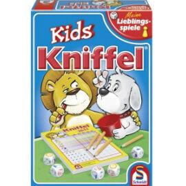 Kniffel Kids - Kockapóker gyerekeknek társasjáték (ENG)