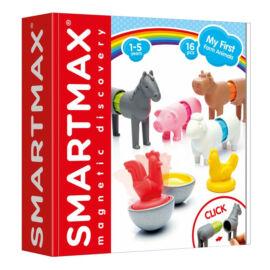 Smartmax - Első barátaim a tanyán