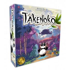 Takenoko társasjáték (magyarított)