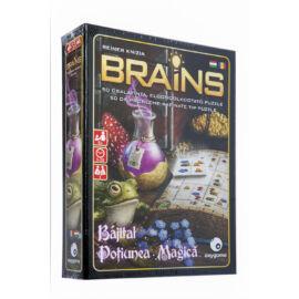 Brains-Bájital társasjáték