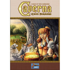 Caverna: The Cave Farmers (angol)