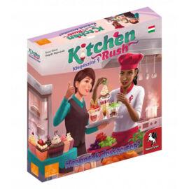 Kitchen Rush - Hozhatok desszertet? társasjáték kiegészítő