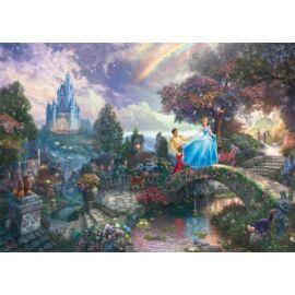 Hamupipőke, Disney, 1000 db (59472)