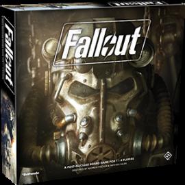 Fallout társasjáték