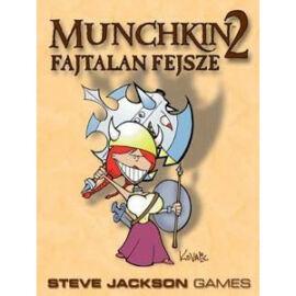 Munchkin2-Fajtalan Fejsze társasjáték