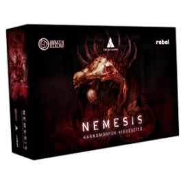 Nemesis - Karnomorfok társasjáték kiegészítő