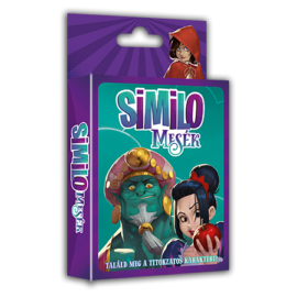 Similo-Mesék társasjáték