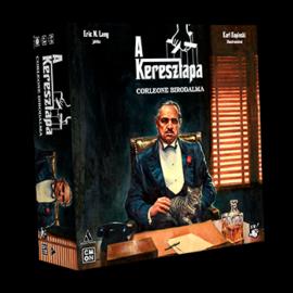 A keresztapa: Corleone birodalma társasjáték