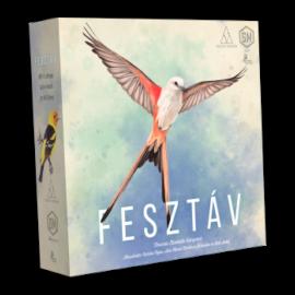 Fesztáv (2021-es kiadás) társasjáték