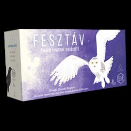 Fesztáv: Európai madarak társasjáték kiegészítő