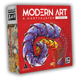 Modern Art: A kártyajáték