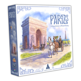 Párizs társasjáték