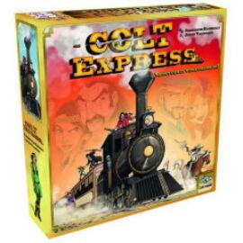 Colt Express társasjáték (2021-es kiadás)