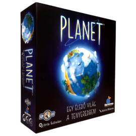 Planet: Egy éledő világ a tenyeredben társasjáték