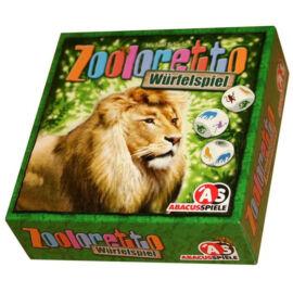 Zooloretto Würfelspiel-kockajáték