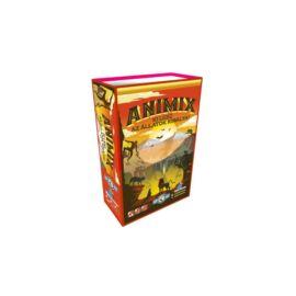 Animix-Ki lesz az állatok királya? társasjáték