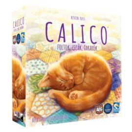 Calico-Foltok, cicák, takarók
