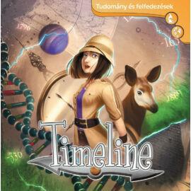 Timeline: Tudomány és felfedezések társasjáték
