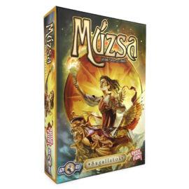 Múzsa:sugallatok társasjáték