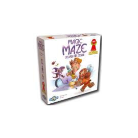 Magic maze- fogd és fuss! társasjáték