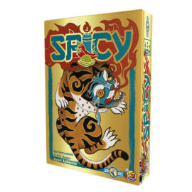 Spicy társasjáték