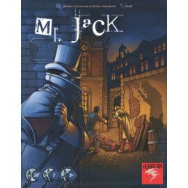 Mr. Jack in London társasjáték