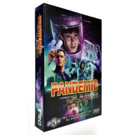 Pandemic:A labor  társasjáték kiegészítő