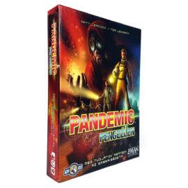 Pandemic:pengeélen társasjáték kiegészítő