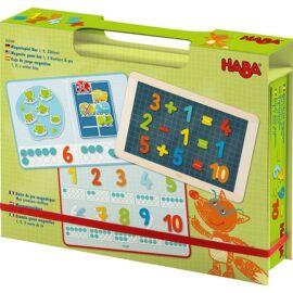 Mágnesjáték doboz - Számolj 1,2,3