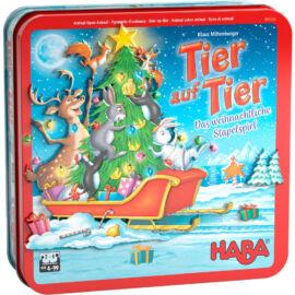 Állatpiramis-karácsonyi kiadás