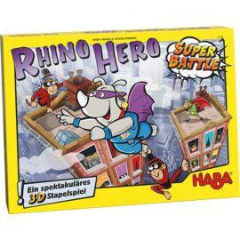 Rhino Hero:Állati csete-paté társasjáték