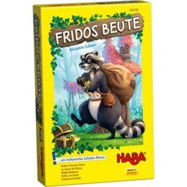 Frido zsákmánya társasjáték
